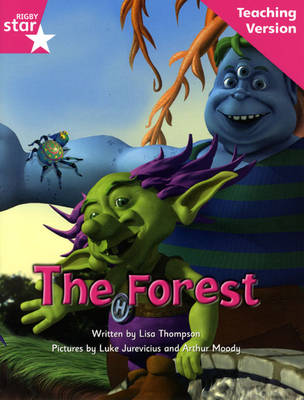 Fantastic Forest Pink Level Fiction The Forest Teaching Version by Catherine Baker