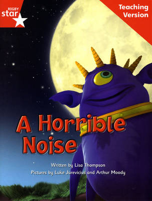 Fantastic Forest Red Level Fiction A Horrible Noise Teaching Version by Catherine Baker