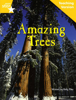 Fantastic Forest Yellow Level Non-Fiction Amazing Trees Teaching Version by Catherine Baker
