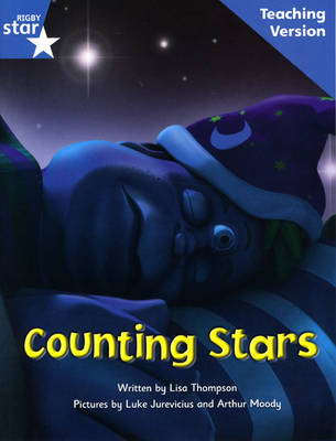 Fantastic Forest Blue Level Fiction Counting Stars Teaching Version by Catherine Baker