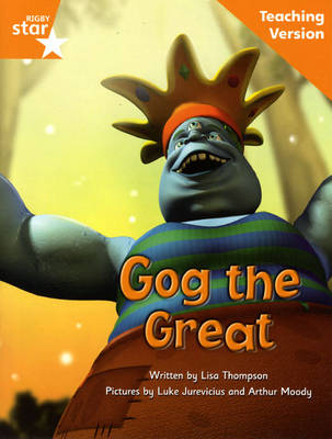 Fantastic Forest Orange Level Fiction Gog the Great Teaching Version by Catherine Baker