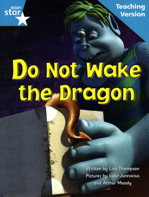 Fantastic Forest Turquoise Level Fiction Do Not Wake the Dragon Teaching Version by Catherine Baker