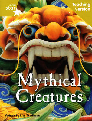 Fantastic Forest Gold Level Non-Fiction Mythical Creatures Teaching Version by Catherine Baker
