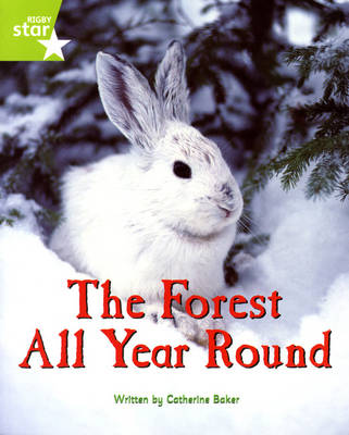 Fantastic Forest: The Forest All Year Round Green Level Fiction (Pack of 6) by Catherine Baker