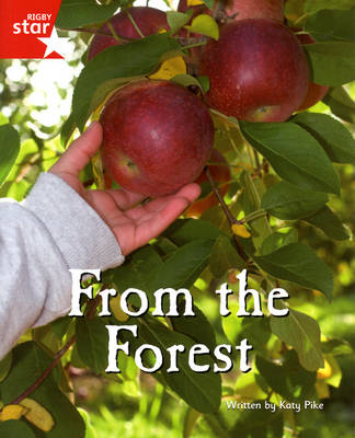 Fantastic Forest: From the Forest Red Level Non-Fiction (Pack of 6) by Katy Pike, Lisa Thompson