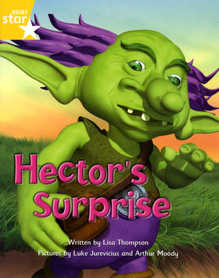 Fantastic Forest: Hector's Surprise Yellow Level Fiction (Pack of 6) by Lisa Thompson, Catherine Baker