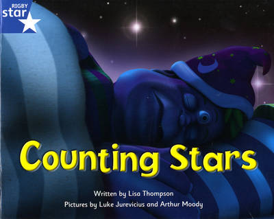 Fantastic Forest: Counting Stars Blue Level Fiction (Pack of 6) by Lisa Thompson, Catherine Baker