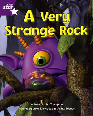 Fantastic Forest: A Very Strange Rock Purple Level Fiction (Pack of 6) by Lisa Thompson, Catherine Baker