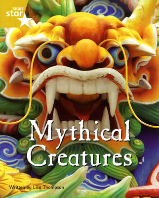 Fantastic Forest: Mythical Creatures Gold Level Non-Fiction (Pack of 6) by Lisa Thompson, Catherine Baker