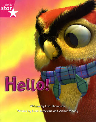Fantastic Forest: Hello! Pink Level Fiction (Pack of 6) by Lisa Thompson, Catherine Baker