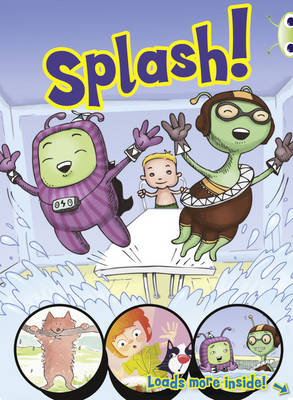 Yellow Comic: Splash Yellow/1c by Jo Brooker, Jeanne Willis, Sheryl Webster, Catherine Baker
