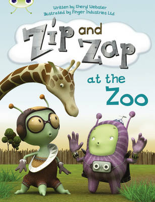 Zip and Zap at the Zoo Yellow C/1c by Sheryl Webster