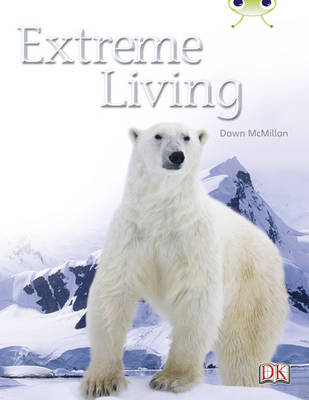 Extreme Living Non-Fiction Turquoise B/1 by Michael Steer