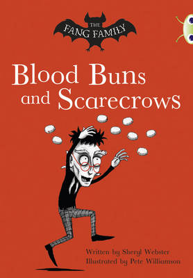 The Fang Family Gold B/2b Blood Buns and Scarecrows by Sheryl Webster
