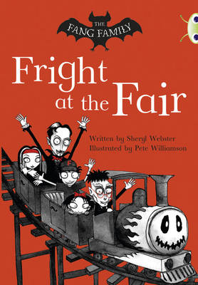 The Fang Family: Fright at the Fair White A/2a by Sheryl Webster