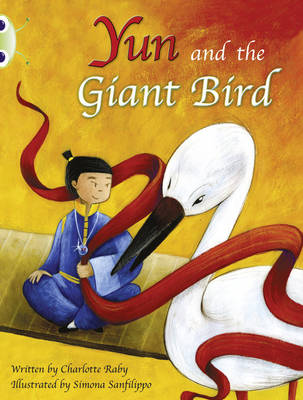 Bug Club Purple B/2C Yun and the Giant Bird 6-pack by Charlotte Raby