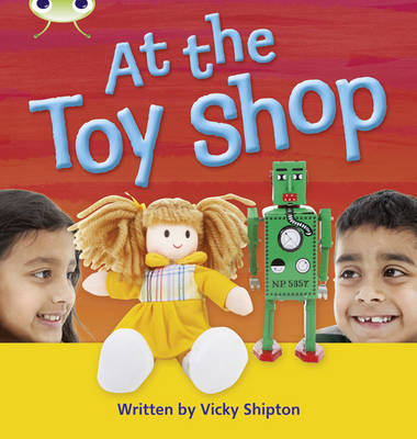At the Toyshop Non-Fiction by Vicky Shipton
