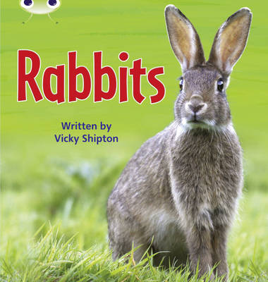 Phonics Bug Non-Fiction Set 27 Rabbits by Vicky Shipton