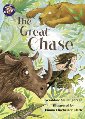 Rigby Star Shared Fiction Shared Reading Pack - the Great Chase -FWK by Geraldine McCaughrean