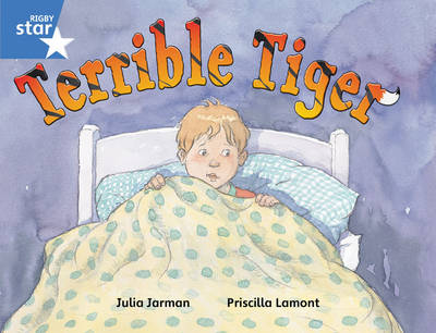 Rigby Star Guided 1 Blue Level: Terrible Tiger Pupil Book (Single) by Julia Jarman