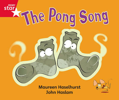 Rigby Star Guided Phonic Opportunity Readers Red: The Pong Song by