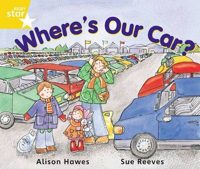 Rigby Star Guided Year 1/P2 Yellow Level Guided Reader Set by Alison Hawes, Ms Cynthia Rider, Paul Shipton, Sue Davis