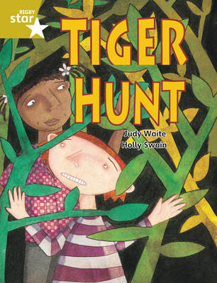 Rigby Star Guided 2 Gold Level: Tiger Hunt Pupil Book (Single) by Judy Waite