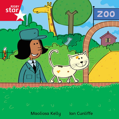 Rigby Star Independent Red Reader 7: Feeding Time! by Maolisa Kelly