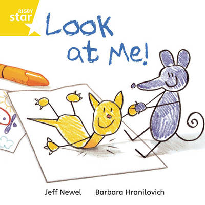 Rigby Star Independant Yellow Reader 1: Get Out of Here by