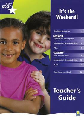 Rigby Star Shared Teaching Guide Pack by