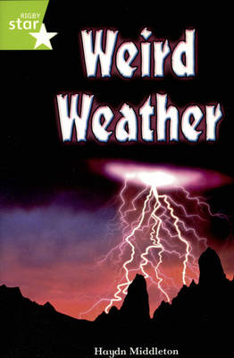 Rigby Star Independent Lime: Weird Weather Reader Pack by