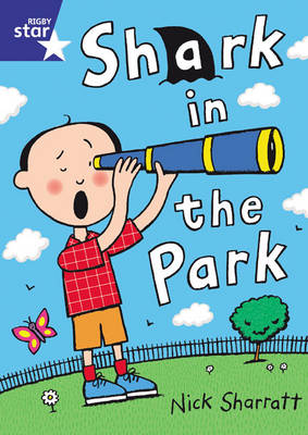 Star Shared: Reception, Shark in the Park Big Book by Nick Sharratt