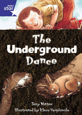 Star Shared: 1, The Underground Dance Big Book by Tony Mitton