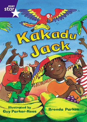 Star Shared: Reception, Kakadu Jack Big Book by Brenda Parkes