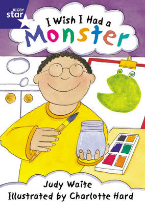 Star Shared: 1, I Wish I Had a Monster Big Book by Judy Waite