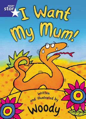 Star Shared: Reception, I Want My Mum Big Book by Woody