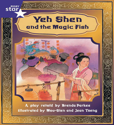 Star Shared: 2, Yeh Shen Big Book by Brenda Parkes