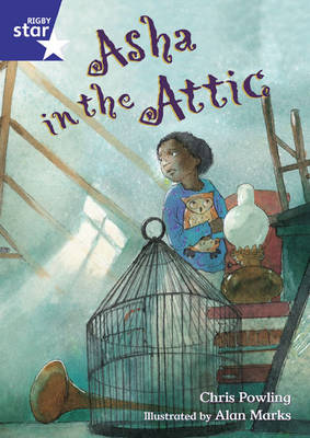 Star Shared: Asha in the Attic Big Book by Chris Powling