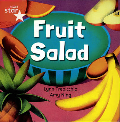 Rigby Star Independent Reception/P1 Red Level: Fruit Salad (3 Pack) by