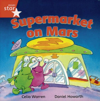 Rigby Star Independent Reception Red Book 13 Group Pack by Celia Warren