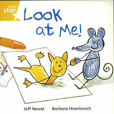 Rigby Star Independent Yellow: Look at Me 3 Pack by
