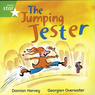 Rigby Star Independent year1/P2 Green Level: Jumping by Damian Harvey