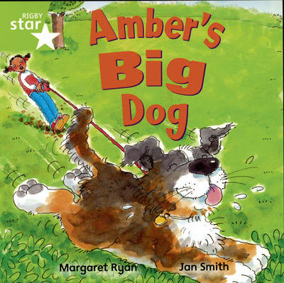 Rigby Star Independent Year 1/P2 Green Level: Amber's Big by