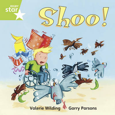 Rigby Star Independent year1/P2 Green Level:Shoo! by