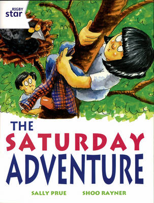 Rigby Star Independent Year 2/P3 White Level: The Saturday Adventure by