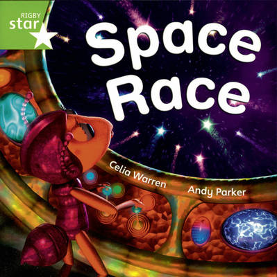 Rigby Star Independent Year 2/P3 White Level: Space Boots by Douglas Hill