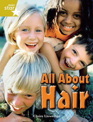Rigby Star Independent Year 2 Gold: All About Hair Single by