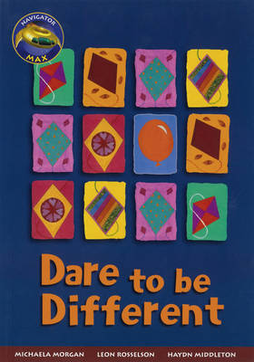 Navigator Max Year 5/P6: Dare to be Different 09/08 by