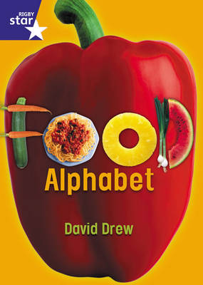 Star Shared: Food Alphabet Big Book by David Drew