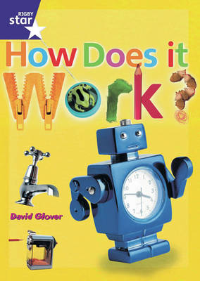 Star Shared: How Does it Work? Big Book by David Glover